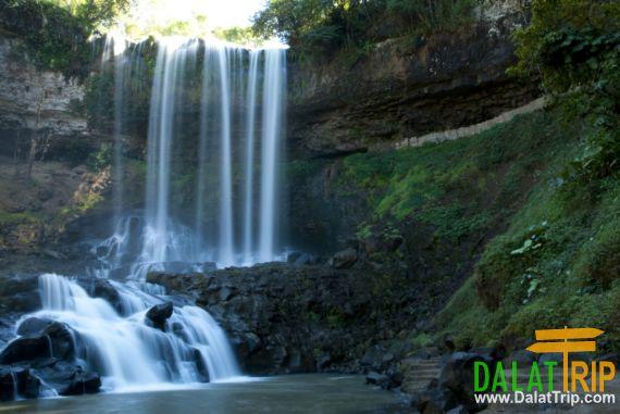 thác Dambri Bao Loc