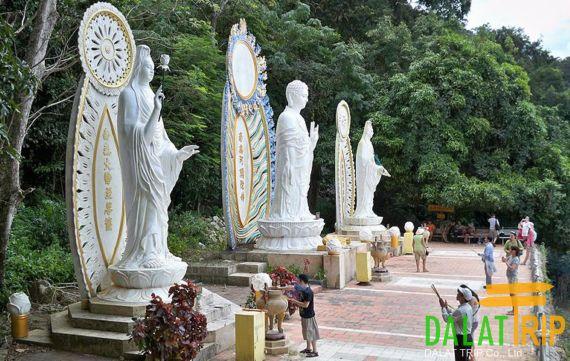 Tour Đà Lạt – Phan Thiết – Mũi Né – Đà Lạt