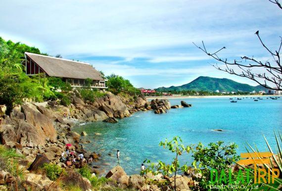 Tour Nha Trang – Quy Nhơn – Hội An