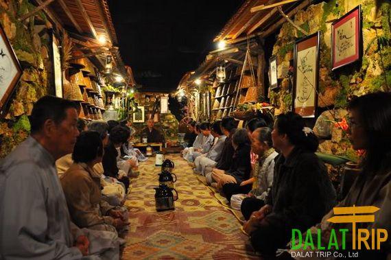 du lịch Thiền