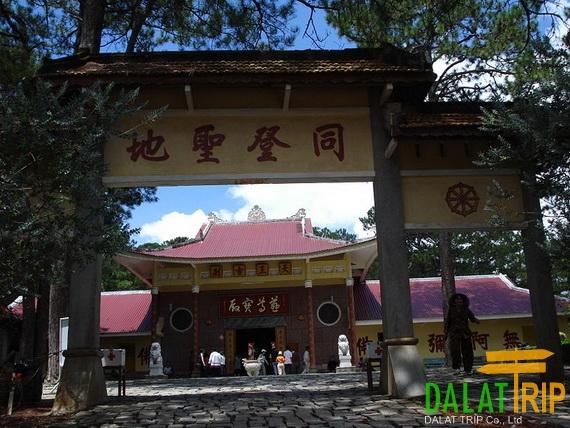 chùa Tàu ở Đà Lạt