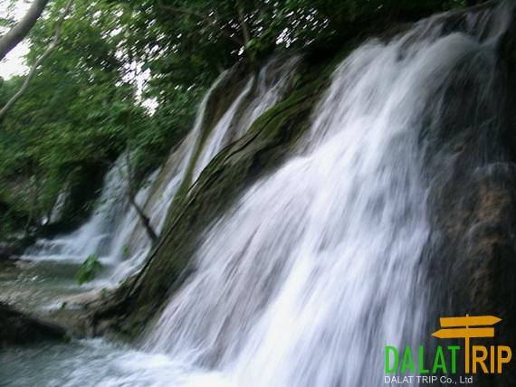 thác Hang Cọp Đà Lạt