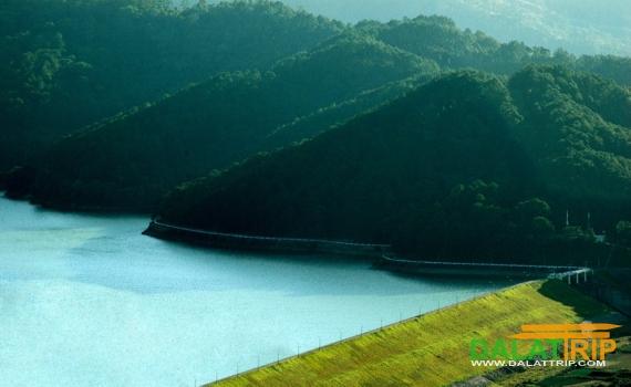 Đập thủy điện Đơn Dương - Đà Lạt - Lâm Đồng