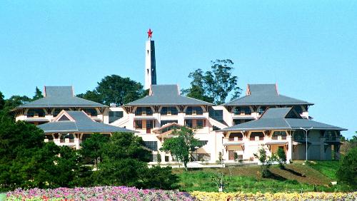 Đại học Đà Lạt là một trong những trường đại học đẹp nhất Đông Nam Á