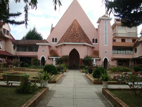 Kiến trúc Giáo xứ Mai Anh Đà Lạt