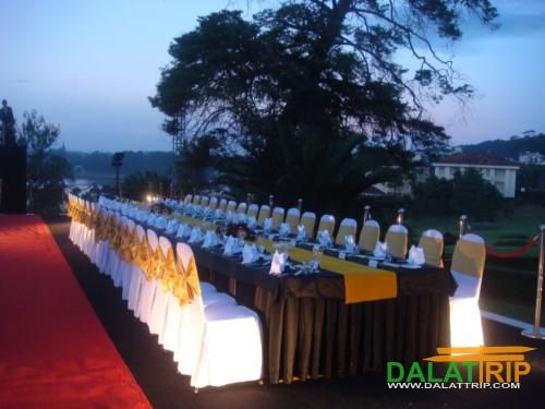 Gala Dinner ở Đà Lạt