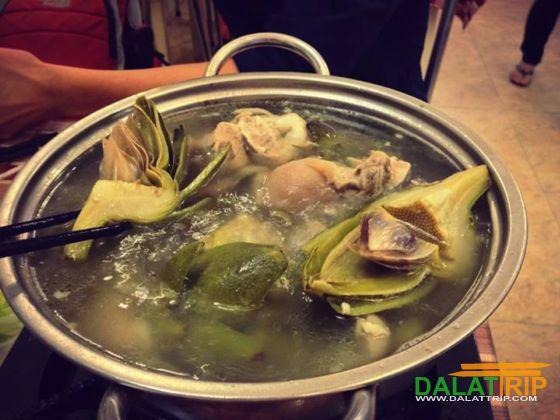 Ăn uống ở Đà Lạt ăn vặt và quán ăn ngon