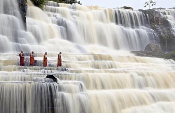 Thác Pongour là thác nước lớn nhất Đà Lạt