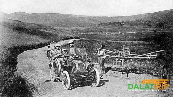 Đường Đankia Đà Lạt 1930