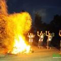 bếp lửa với sinh hoạt cộng đồng