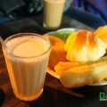 Sữa đậu nành nóng Đà Lạt