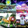 Festival Hoa Đà Lạt kỳ trước