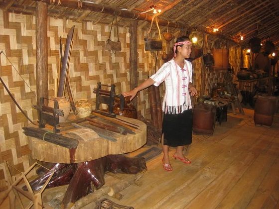 Nghề rèn truyền thống của người Mạ