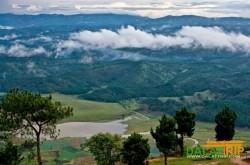 Cảnh nhìn từ LangBiang