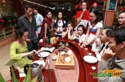 Độc đáo không gian văn hóa Trà Việt – Tâm Châu Đà Lạt