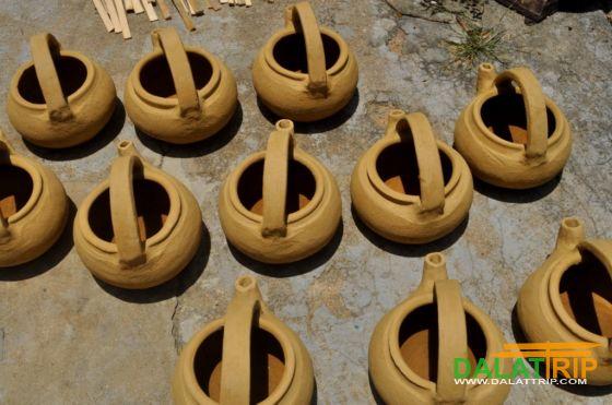 nghề làm gốm thủ công