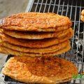 Bánh mì nướng muối ớt