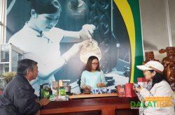 Cảm xúc mới lạ tour du lịch vườn chè ở Lâm Đồng
