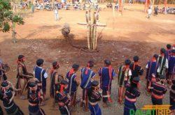 Lễ hội mừng lúa mới của người K'Ho ở Lâm Đồng