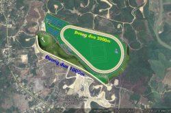 Vó ngựa ở trường đua Thiên Mã – Madagui Lâm Đồng