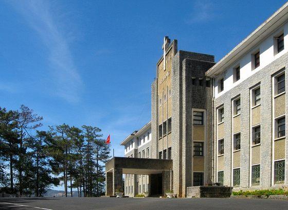 bảo tàng viện nghiên cứu sinh học Tây Nguyên - Đà Lạt