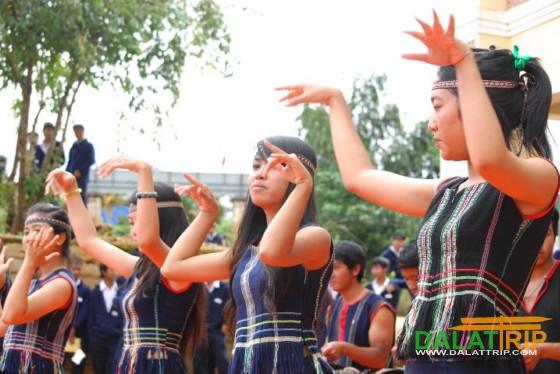 Lễ kết bạn của người K'Ho ở Lâm Đồng