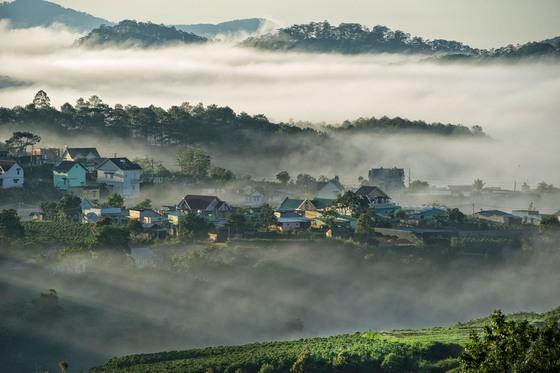 Đà Lạt quanh năm sương khói