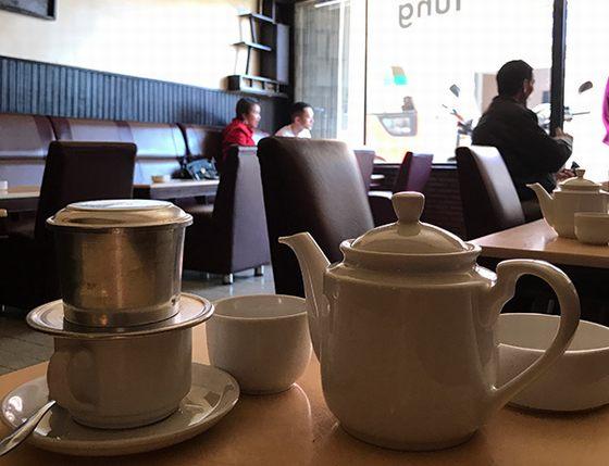 quán Cà phê Tùng Đà Lạt