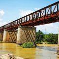 cây cầu đường sắt tuyến Đà Lạt - Tháp Chàm bây giờ