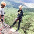 Địa hình Đà Lạt thích hợp để phát triển du lịch thể thao mạo hiểm