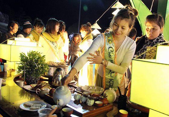 Hương trà xứ bazan