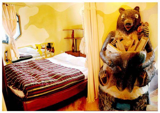 Phòng Con Gấu