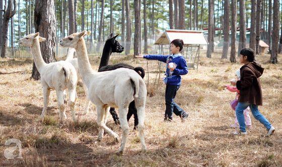 Sở thú thân thiện với thiên nhiên