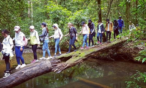 Học giữa rừng Quốc gia Bidoup – Núi Bà