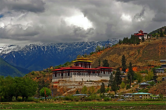 Bhutan has the most diverse ecosystem in the world