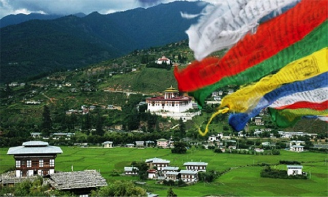 Bhutan, the happinest country in the world