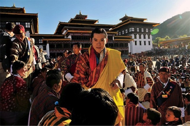 Bhutan's 5th King care for the welfare of the people