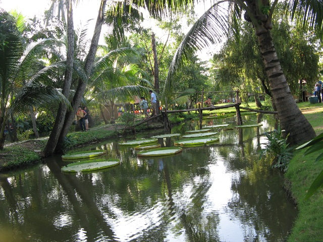 Binh Quoi พื้นที่ท่องเที่ยว