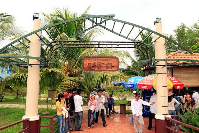 Phu Sa tourist site