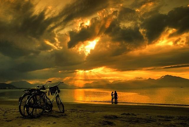 пляж Тхань Бинь