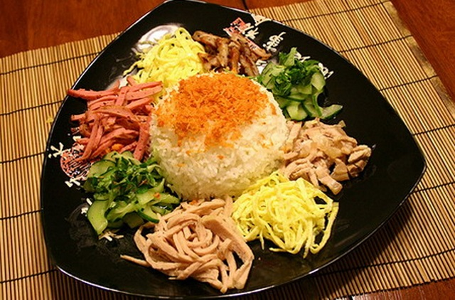 the cooked rice of hades