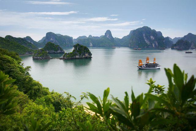 A corner of Ha Long Bay