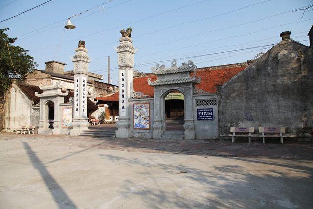 Bat Trang керамика деревня
