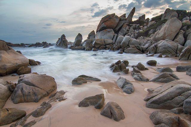 Da Nhay tourist site - Nhat Le beach