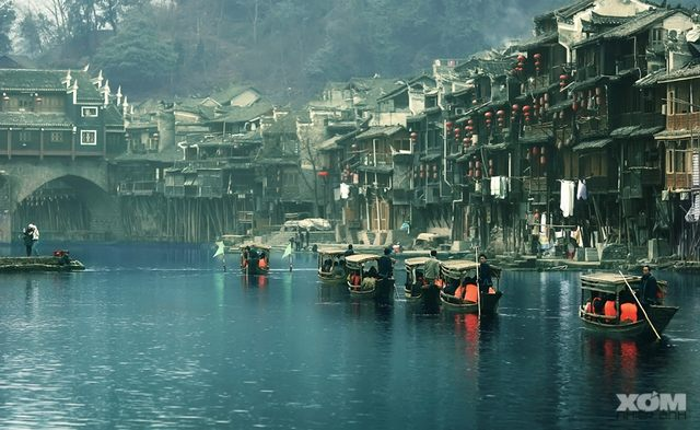 Fenghuang city 2