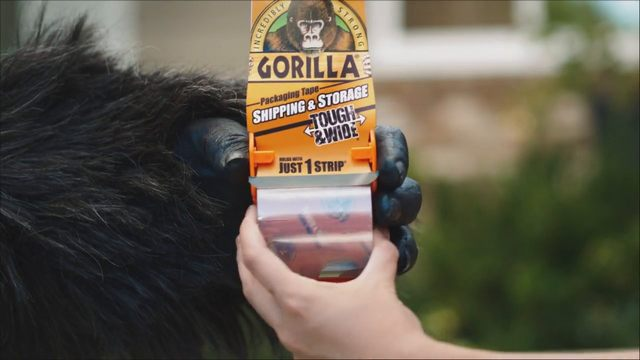 Gorilla Packing Tapes
