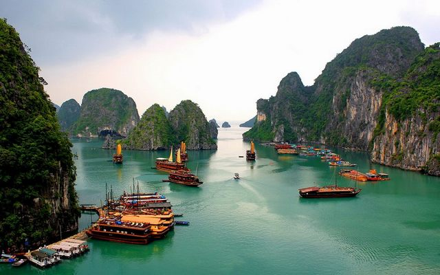Ha Long Bay круиз