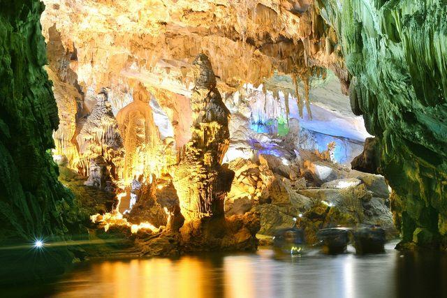 Фонг Nha пещера - Пещера рай