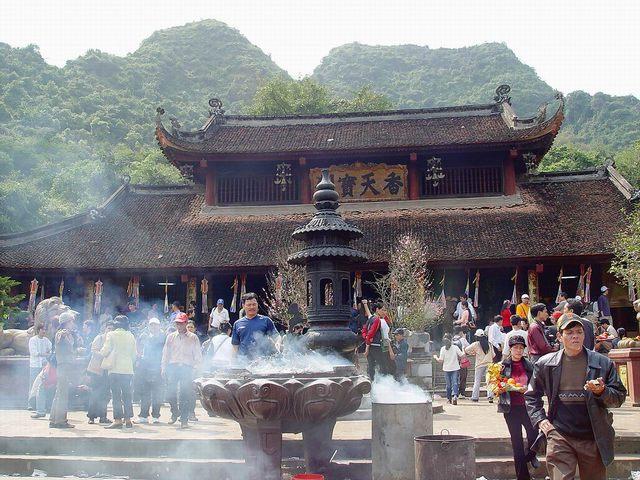Тхиен Tru пагода