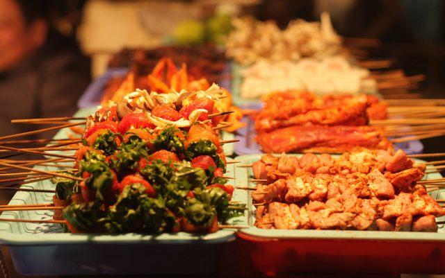 nourriture Sapa